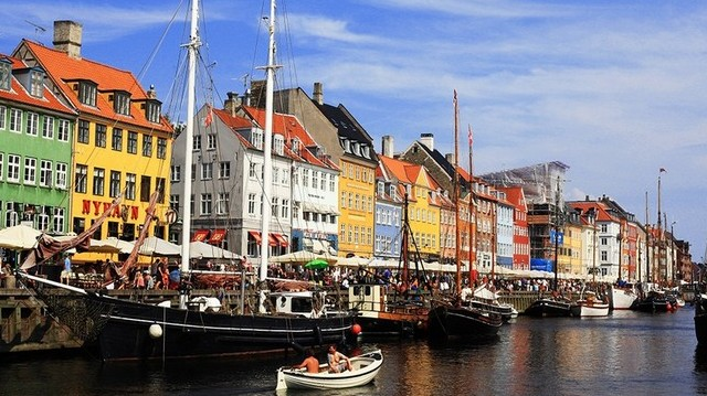What is Denmark's capital city?