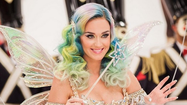 Katy Perry - Birth name: Katheryn Elizabeth Hudson, born October 25, 1984 Santa Barbara