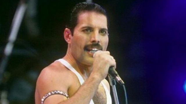 Freddie Mercury - Birth Name: Farrokh Bulsara, born on September 5, 1946 - November 24, 1991, died in London