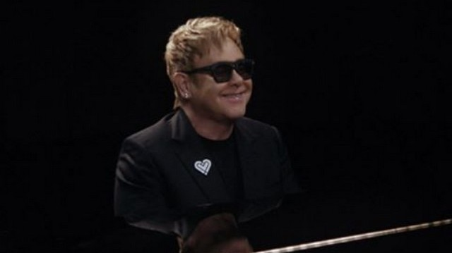 Elton John - Birth name: Reginald Kenneth Dwight, born 25 March 1947, England