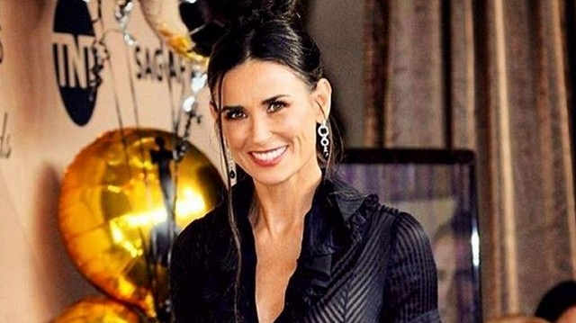 Demi Moore - Birth Name: Demi Gene Guynes, born November 11, 1962 Roswell, New Mexico, U.S.