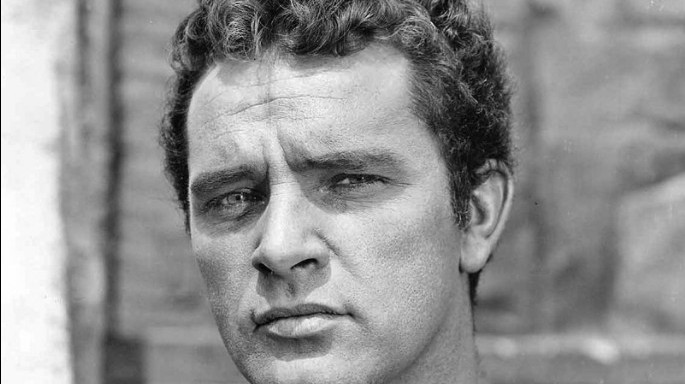 Do you know, which famous actor do you see in this photo? His notable films: Cleopatra, The Longest Day, Where Eagles Dare.