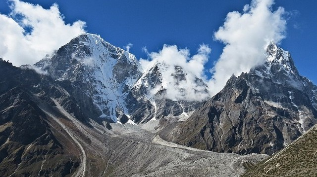 Which one is the highest mountain in the world?