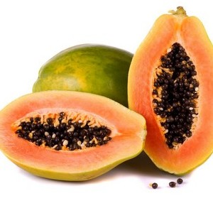 Which of the following is papaya?