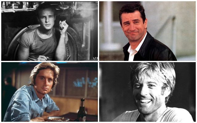 Ten Famous Actors - Can You Identify Them?