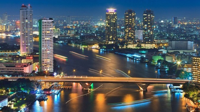 What is the capital of Thailand?