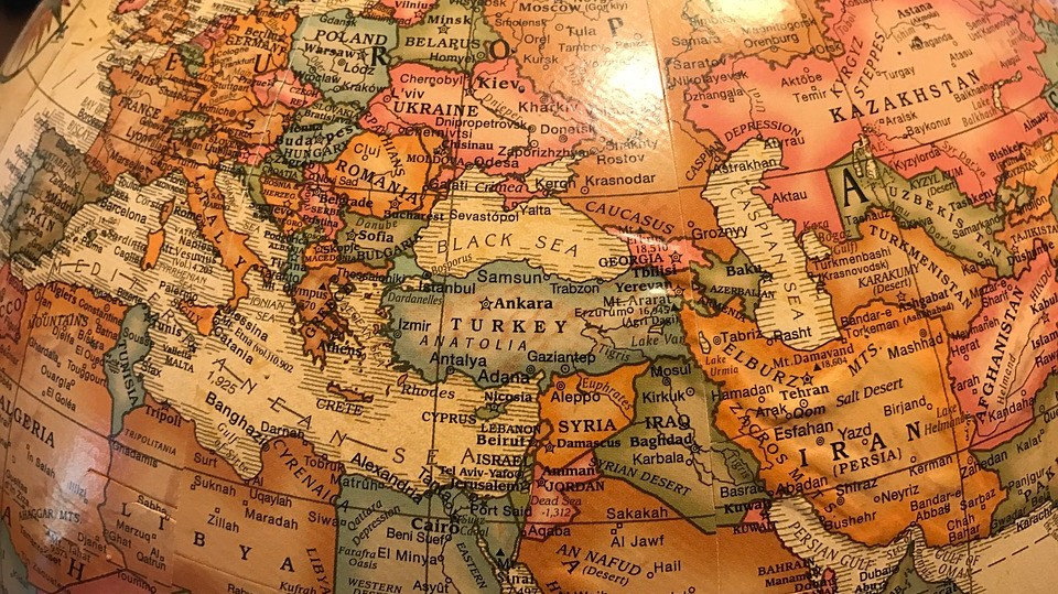 What is the capital of Syrian?