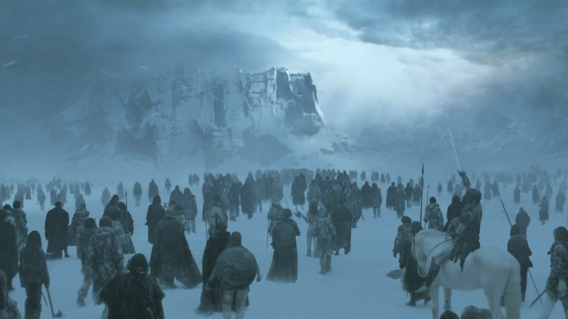 Who are the White Walkers?