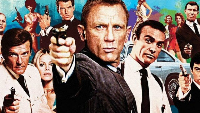 Who was the first James Bond?