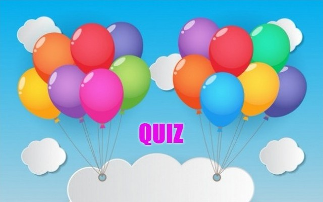 This quiz will increase your mood by 67% -  Come and try this mixed one