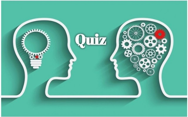 Quiz - Ten interesting questions in order to exercises your brain