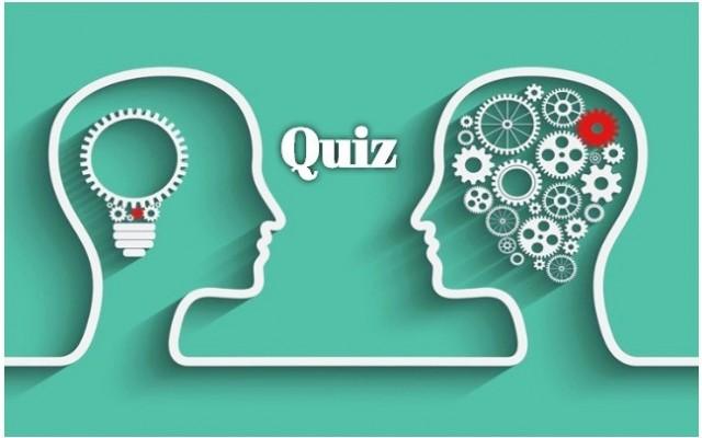Quiz - Ten interesting questions in order to exercises your brain
