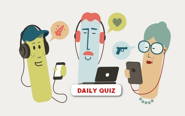 Only A True Genius Can Pass This Daily Quiz