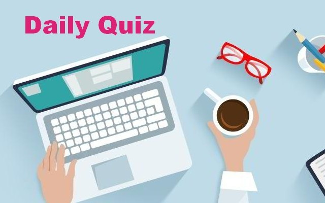 Test your knowledge with our fun daily quiz