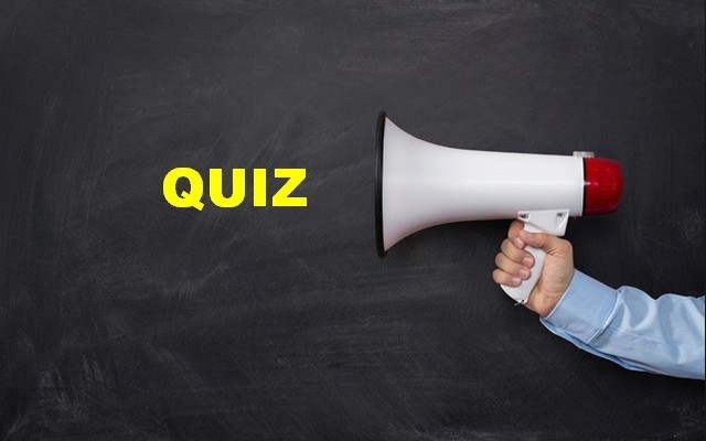 Only 40% of People Can Pass This Daily Quiz